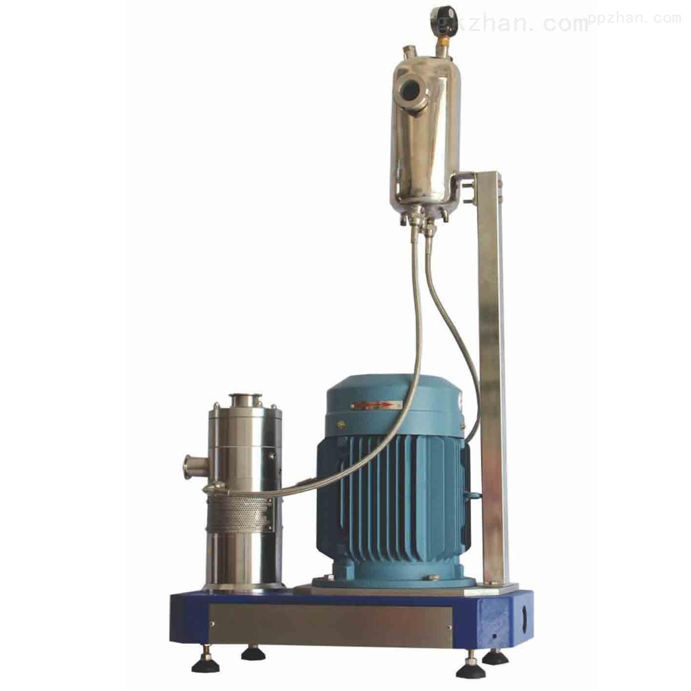 合成甘油三级乳化机