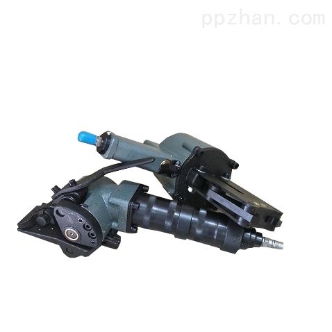 分离式气动钢带打包机,组合式捆扎拉紧机