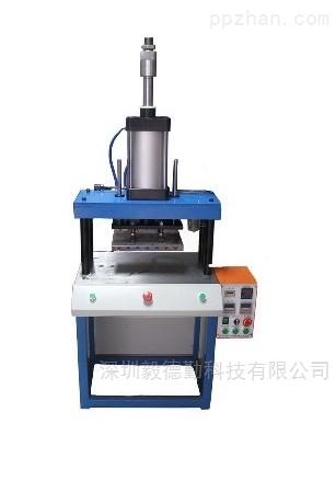 皮革压花机塑料商标烫印机家具商标烙印机