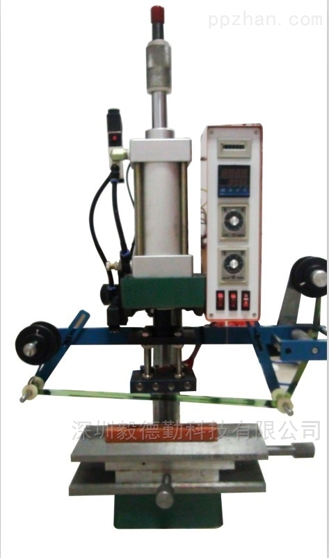 台式烫金机竹木商标烫印机塑料商标烙印机