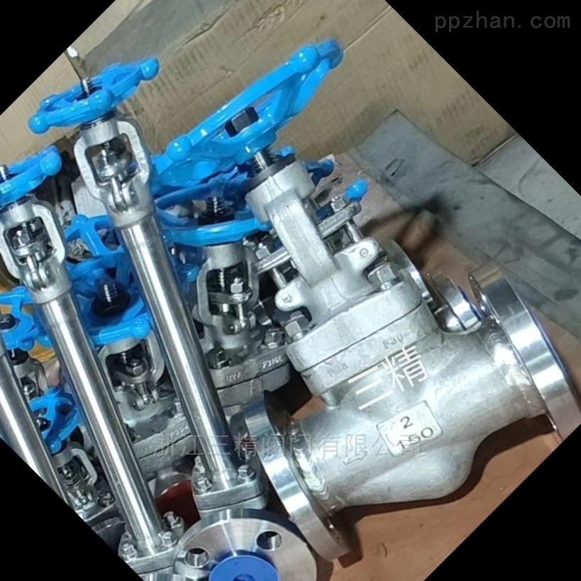 J41W-150LB-蒸汽锻钢截止阀